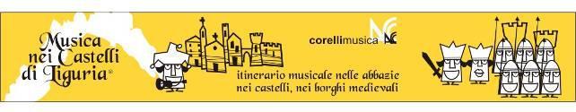 Corelli Musica nei Castelli