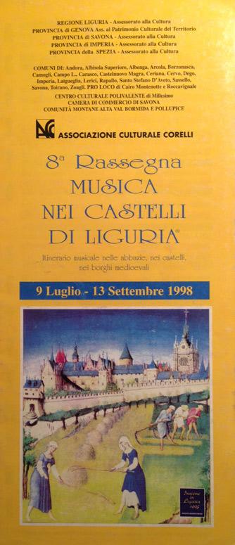 Corelli mnc 1998
